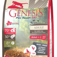 Genesis Pure Canada My Wild Forest за израснали котки – 2,27 кг