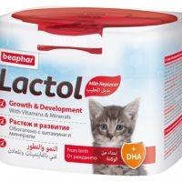 Сухо мляко за котенца Beaphar Lactol, 500 гр