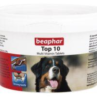 Beaphar мултивитамини за кучета Top 10 – 750 бр