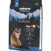 Храна за котка Chicopee Holistic Nature Line Sterilized над 12 месеца – 8 кг