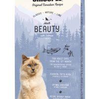 Храна за котка Chicopee Classic Nature Line Adult Beauty за красива козина – сьомга  15 кг