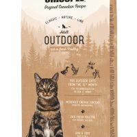 Храна за котка Chicopee Classic Nature Line Adult Outdoor със свежо птиче месо – 15 кг