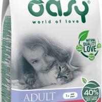 Храна за котка Oasy Cat Adult Lamb с агнешко – 1.5 кг