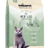Храна за котка Chicopee Classic Nature Line Kitten до 12 месеца – 15 кг
