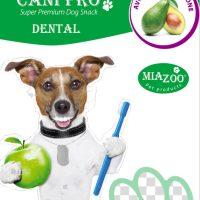 Дентални кокалчета Cani Pro Avocado Dental Bones с авокадо, вързани, 84 гр