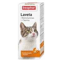 Beaphar Laveta витаминни капки за коте, 50 мл