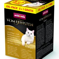 Пастети за котка Animonda Vom Feinsten XXl 5+1, кутия