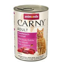 Animonda Carny Adult мултикоктейл, 400гр,