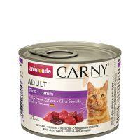 Animonda Carny Adult телешко + агне, 200 гр,
