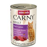 Animonda Carny Adult телешко + агне, 400 гр