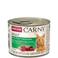 Animonda Carny Adult пуйка + заек, 400 гр,