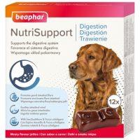 Желирани капсули за кучета Beaphar NutriSupport Digestion Dog за добро храносмилане, 12бр