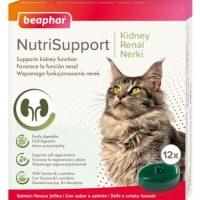 Желирани капсули за котка Beaphar NutriSupport Kidney Cat при проблеми с бъбреците, 12бр