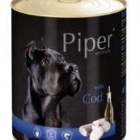 Piper премиум консервирана храна за кучета, риба треска – 800 гр
