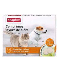 Beaphar Бирена мая таблетки за кучета и котки,100бр.