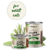 Консерва за котка Chicopee Salmon&Poultry сьомга и домашни птици, 400 гр