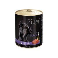 Piper премиум консервирана храна за кучета – заек – 400 гр