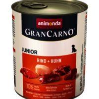 Animonda GranCarno® Junior пиле + говеждо, 800 гр