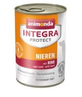 Animonda Integra Protect Renal без зърно за кучета с бъбречни проблеми -говеждо -400 гр