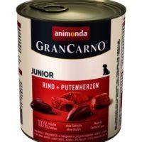 Animonda GranCarno® Junior говеждо+ сърца, 800 гр