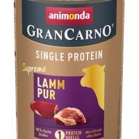 GranCarno SP Supreme Pure Lamb – един източник на протеин –  400 гр