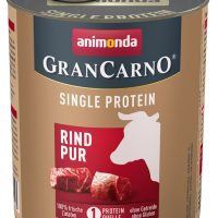 GranCarno Single Protein – един източник на протеин – говеждо-400гр