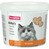 Beaphar витамини Kittis Mix котешки микс  750 бр