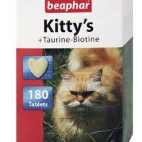 Beaphar витамини – котешки сърца с Biotin и Taurin 180 бр