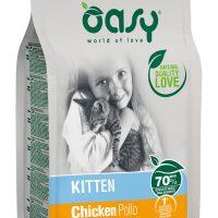 Храна за котка Oasy Kitten Chicken – 1.5 кг