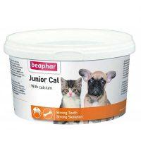 Beaphar Junior Cal Калций на прах за кученца и котенца, 200 гр