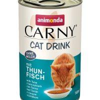 Carny Cat Drink  –  напитка с риба тон за котки от Animonda, Германия,140 гр
