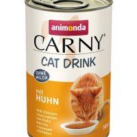 Carny Cat Drink  – напитка с пилешко за котки от Animonda, Германия, 140 гр
