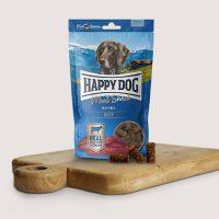 Бисквитки за кучета Happy Dog Снакс месо Бавария – Говеждо – 75 гр
