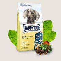 Храна за кучета Happy Dog Light Calorie Control –   за израснали кучета с тегло над 11кг и ниска потребност от енергия- 1 кг