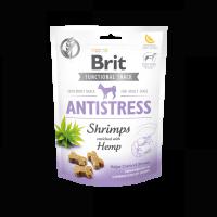 Brit Care Dog Functional Snack Antistress Shrimps – антистрес лакомство със скариди и коноп- 150гр.
