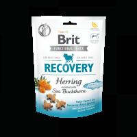Brit Care Dog Functional Snack Recovery Herring – лакомство за възстановяване с херинга и морски зърнастец – 150гр.