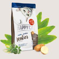 Храна за котки с еленско месо -без зърнени продукти – 4 кг