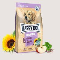 ПРЕМИУМ ХРАНА ЗА ВЪЗРАСТНИ КУЧЕТА – Happy Dog NaturCroq Senior-4 кг