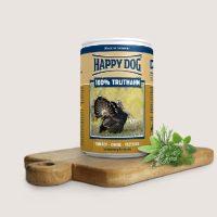 Храна за кучета Happy Dog Truthahn Pur с пуешко – 200 гр