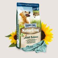 Премиум храна за кучета Happy Dog – Natur Croq Balance – за кучета със средни енергийни потребности – 1 кг