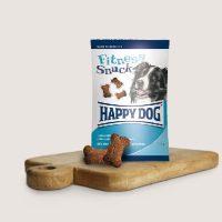 Бисквитки за кучета Happy Dog Fitness Snack – С водорасли за активни кучета-100 гр