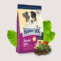 Храна за кучета Happy Dog Junior Original- Пълноценна храна за млади кучета над 7 –месечна възраст – 1 кг