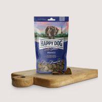 Бисквитки за кучета Happy Dog Мек снакс Франция – Патешко – 100 гр