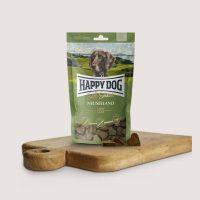 Бисквитки за кучета Happy Dog Мек снакс Нова Зеландия – агнешко месо – 100 гр