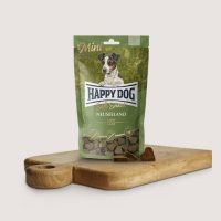 Бисквитки за кучета Happy Dog Мек снакс Мини Нова Зеландия – агнешко месо – 100 гр