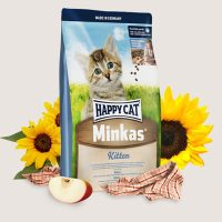 Премиум Храна за малки котенца Happy Cat Minkas Kitten – 10 кг