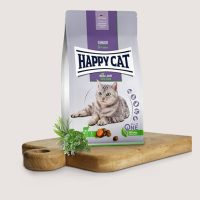 Хепи Кет Сеньор с агнешко – лесносмилаемо пасищно агнешко и нежни билки – 4 кг