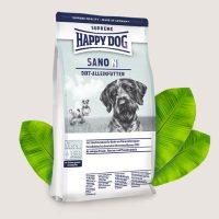Диетична храна  Happy Dog Sano N – за кучета с хронични заболявания на бъбреците, черния дроб и сърцето – 1 кг