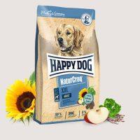Премиум храна за пораснали кучета от големи породи Happy Dog Natur Croq XXL – 15 кг