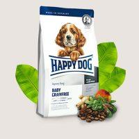 Храна за кучета Happy Dog Baby Grainfree-за кучета от средни породи на възраст от 1 до 5 месеца- 1 кг